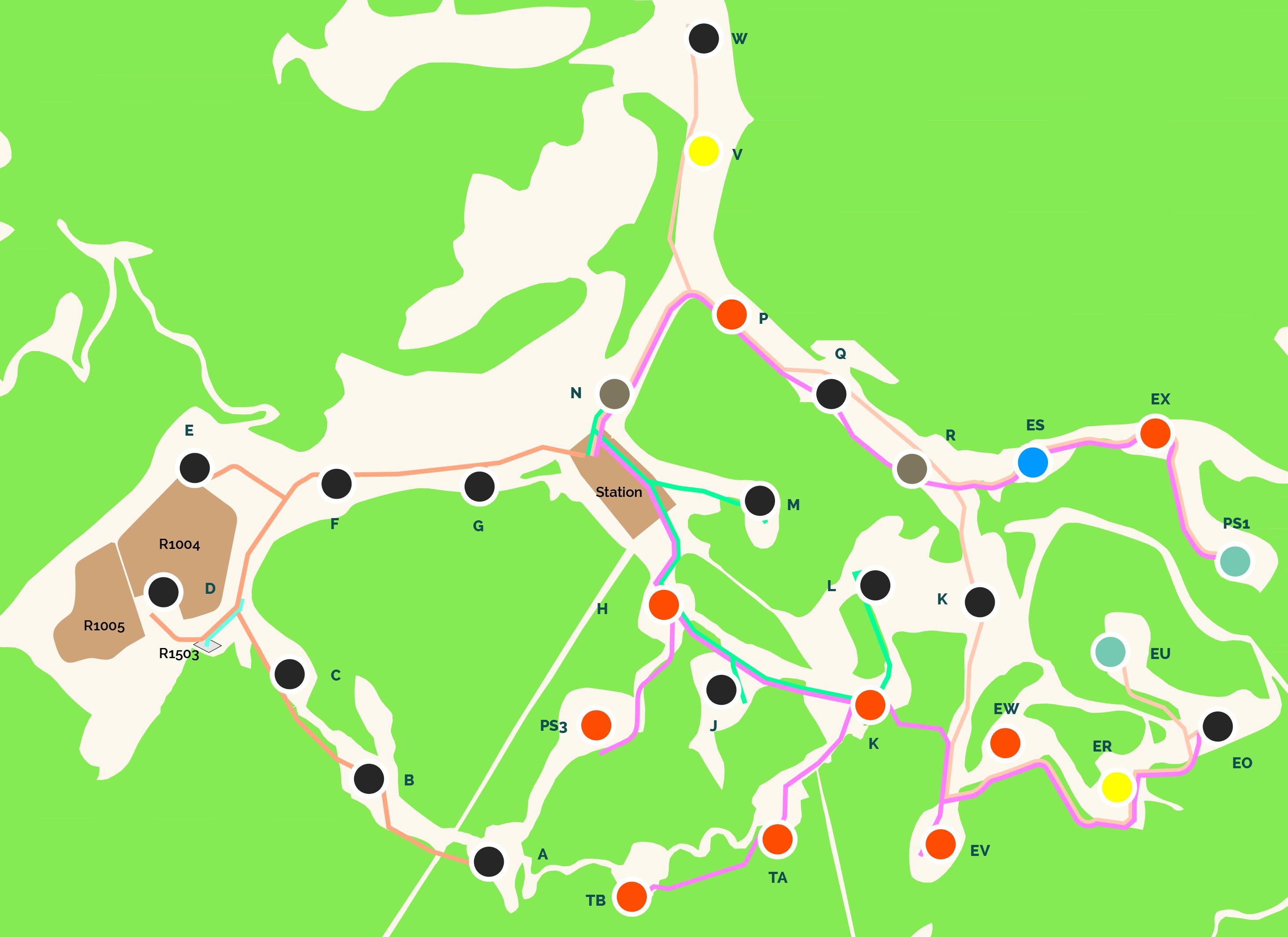 terrain carte